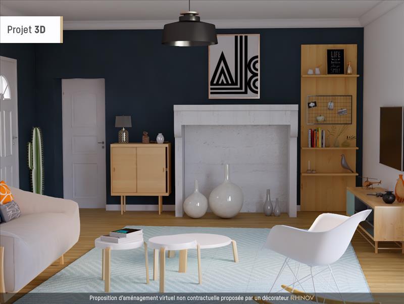 Vente Maison MONTENDRE (17130) - 4 pièces - 128 m² -