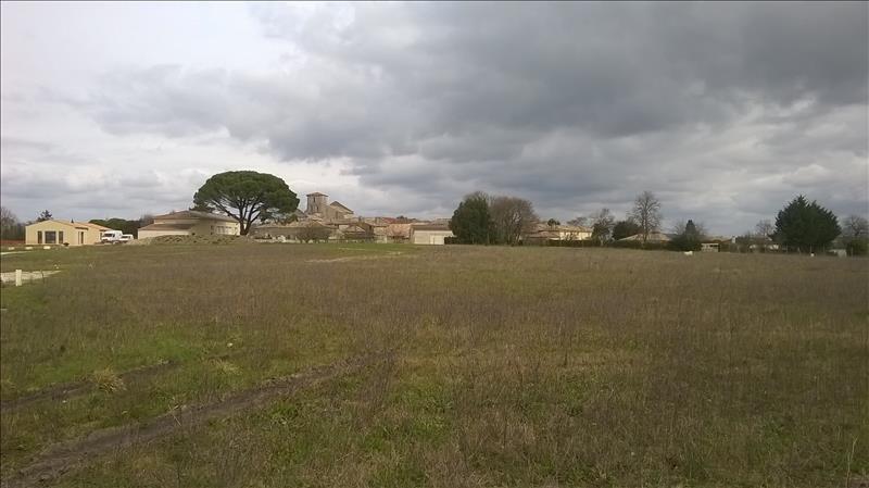 Terrain SEMOUSSAC -  - 752 m²