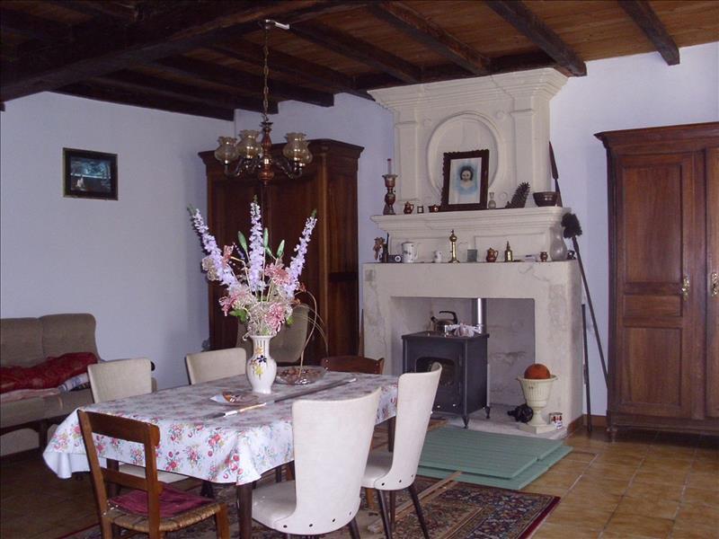 Maison ROUFFIGNAC - 3 pièces  -   90 m²