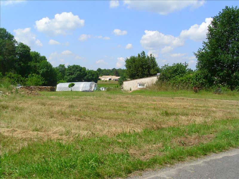 Terrain CHEPNIERS -  - 1700 m²