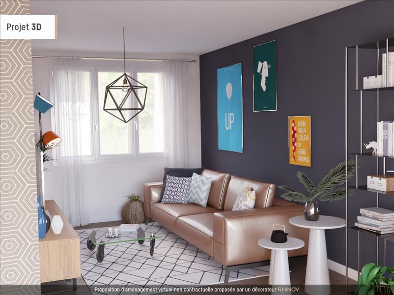 Vente Maison POUILLAC (17210) - 5 pièces - 75 m² -