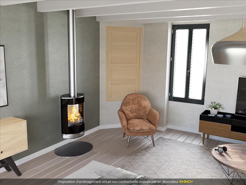 Vente Maison TUGERAS ST MAURICE (17130) - 9 pièces - 197 m² -