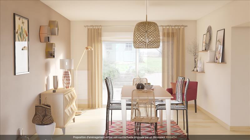 Vente Maison MARCILLAC (33860) - 4 pièces - 80 m² -