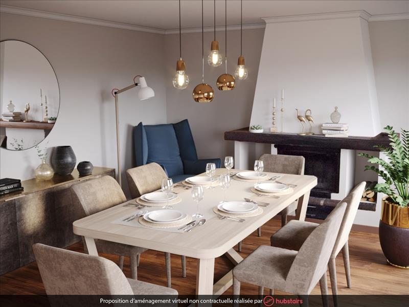 Vente Maison MONTENDRE (17130) - 6 pièces - 135 m² -