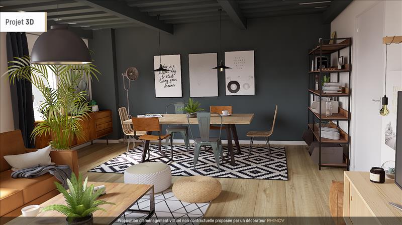 Vente Maison CHEPNIERS (17210) - 7 pièces - 192 m² -