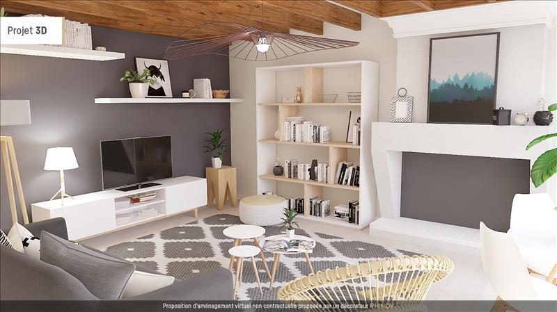 Vente Maison DONNEZAC (33860) - 3 pièces - 82 m² -