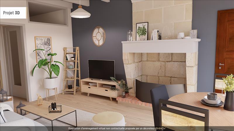 Vente Maison POUILLAC (17210) - 9 pièces - 352 m² -