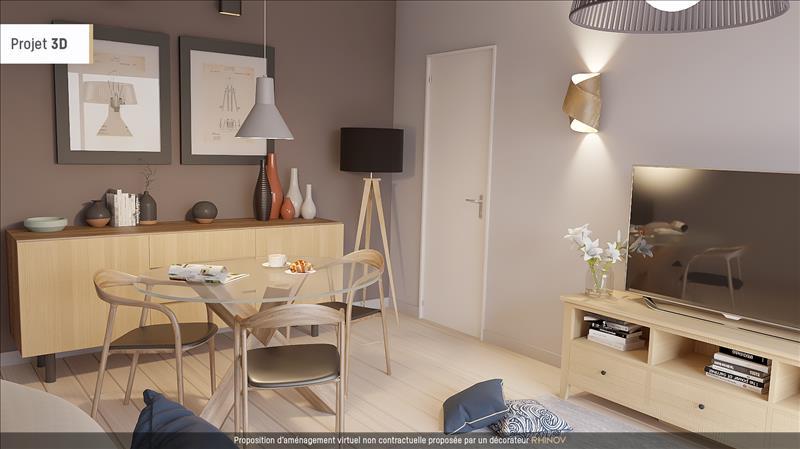 Vente Maison DONNEZAC (33860) - 3 pièces - 61 m² -