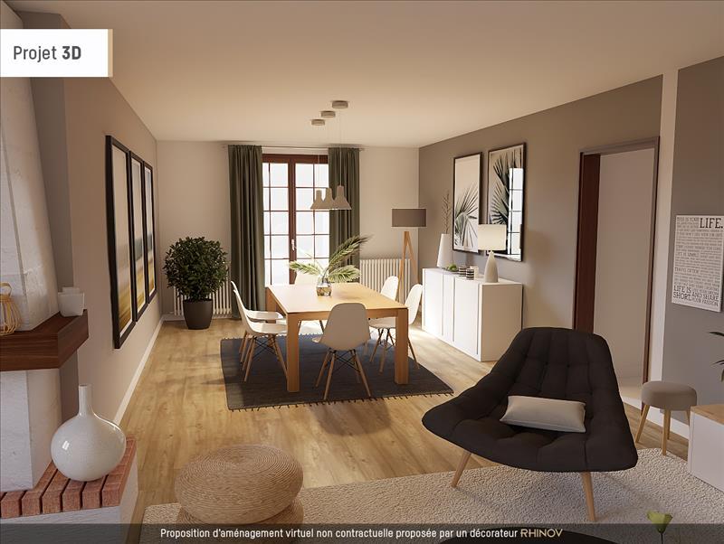 Vente Maison MONTENDRE (17130) - 7 pièces - 136 m² -