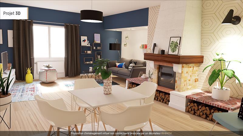 Vente Maison MIRAMBEAU (17150) - 4 pièces - 100 m² -