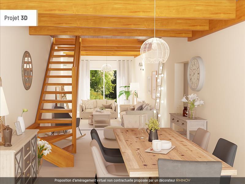 Vente Maison MARCILLAC (33860) - 7 pièces - 150 m² -