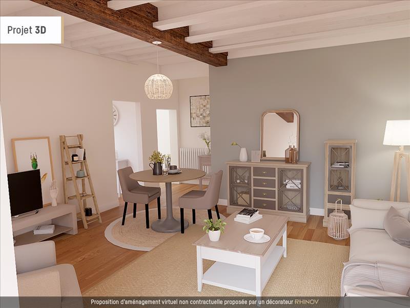 Vente Maison MESSAC (17130) - 4 pièces - 97 m² -