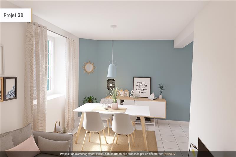 Vente Maison MESSAC (17130) - 6 pièces - 127 m² -