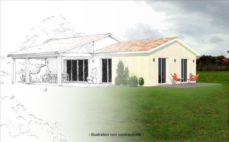 Vente Terrain MERIGNAC (17210) - 1620 m² -