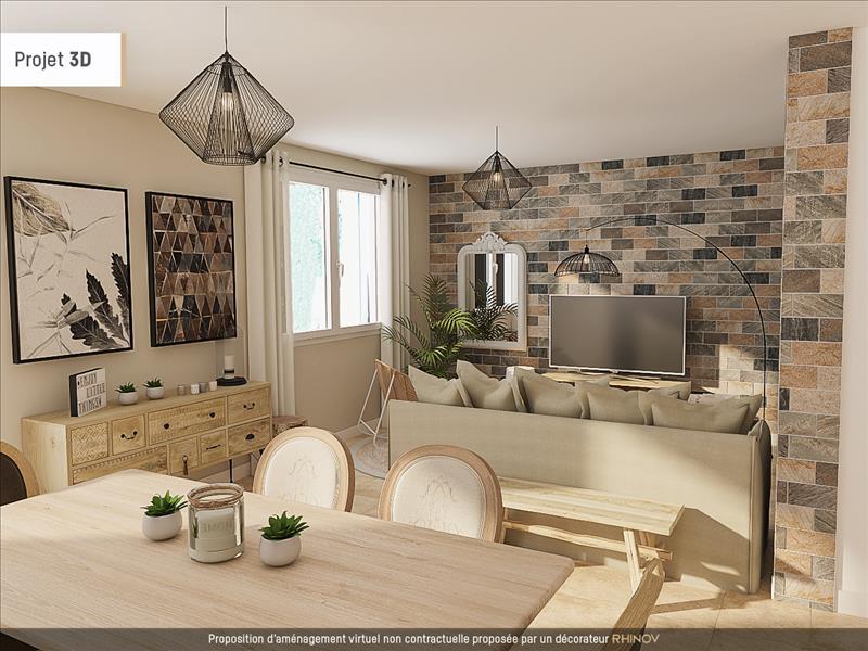Vente Maison BRAN (17210) - 5 pièces - 100 m² -