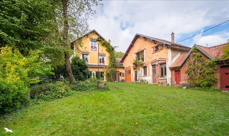 Vente Maison AUVERS SUR OISE (95430) - 6 pièces 242 m²