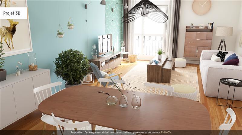 Vente Appartement ACHERES (78260) - 4 pièces - 80 m² - Quartier Chêne Feuillu