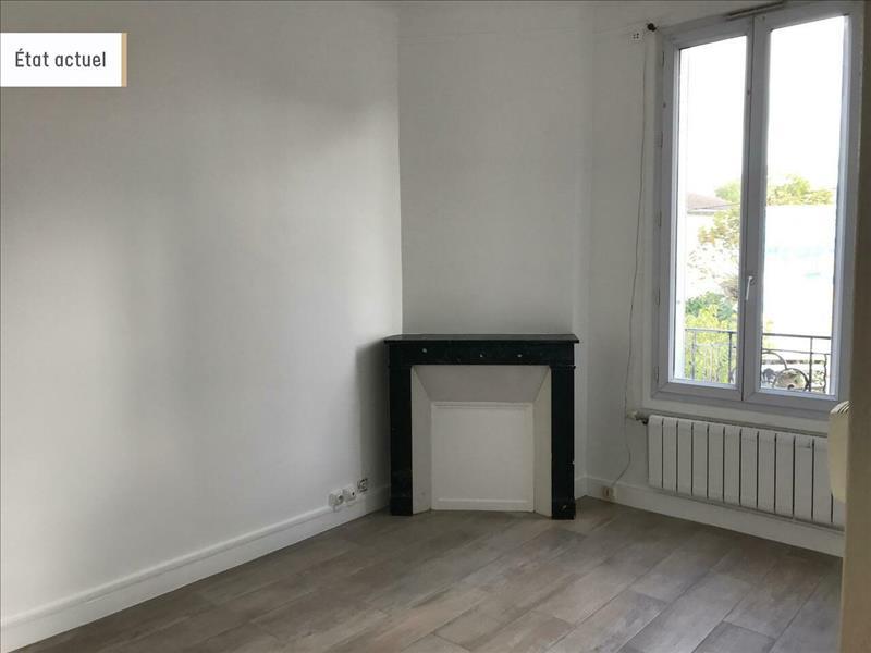 Vente Appartement ACHERES (78260) - 2 pièces - 29 m² - Quartier Achères Centre-ville