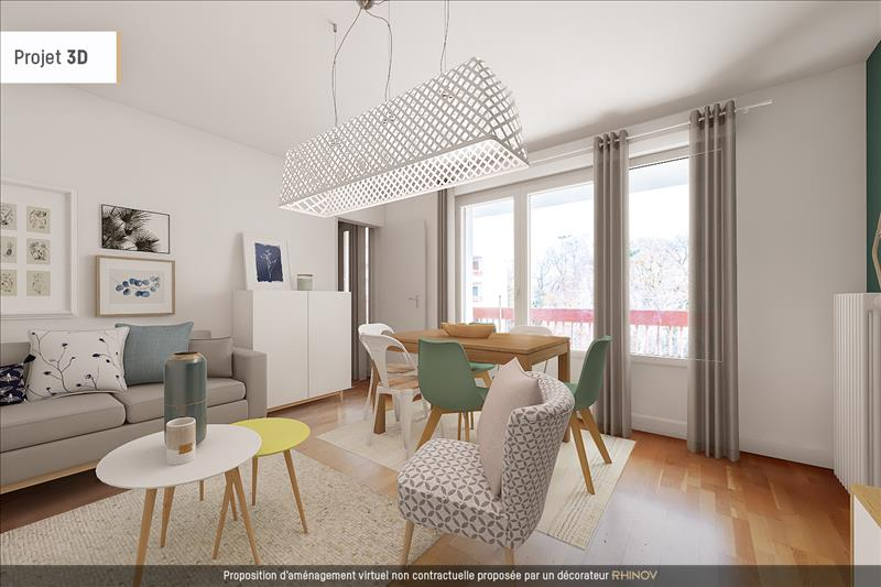 Vente Appartement ACHERES (78260) - 3 pièces - 69 m² - Quartier Achères L'orée du bois