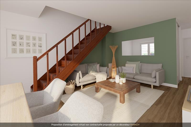 Vente Appartement ACHERES (78260) - 3 pièces - 67 m² - Quartier Achères Chêne Feuillu