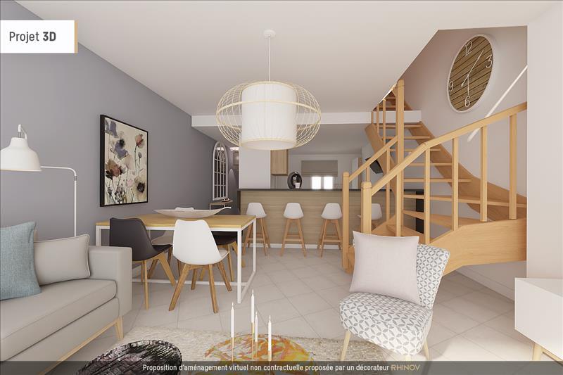 Vente Appartement ACHERES (78260) - 3 pièces - 70 m² - Quartier Achères Chêne Feuillu