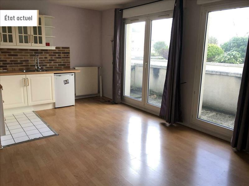 Vente Appartement ACHERES (78260) - 1 pièce - 30 m² - Quartier Achères La Porte-de-Seine - La Croix d'Achères - Les Communes