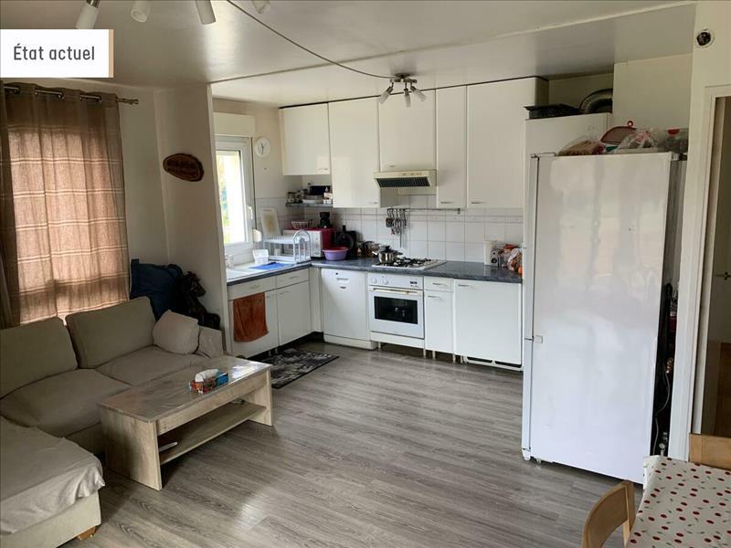Vente Appartement ACHERES (78260) - 4 pièces - 65 m² - Quartier Achères La Porte-de-Seine - La Croix d'Achères - Les Communes