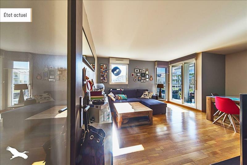 Vente Appartement ACHERES (78260) - 3 pièces - 65 m² - Quartier Achères La Porte-de-Seine - La Croix d'Achères - Les Communes