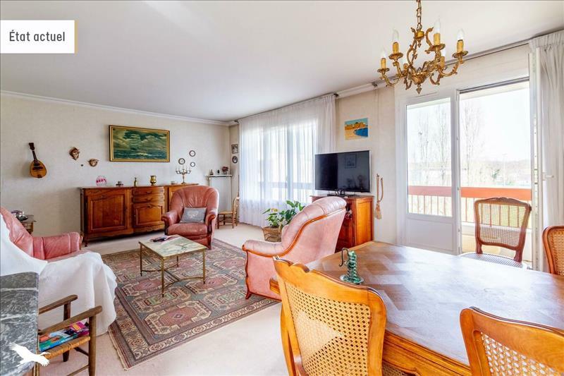 Vente Appartement ACHERES (78260) - 4 pièces - 82 m² - Quartier Achères L'orée du bois