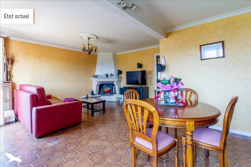 Vente Maison ACHERES (78260) - 5 pièces - 88 m² - Quartier Achères Chêne Feuillu