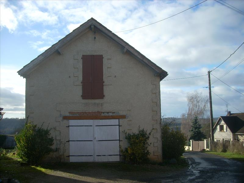 Grange PEYRIGNAC - 1 pièce  -   90 m²