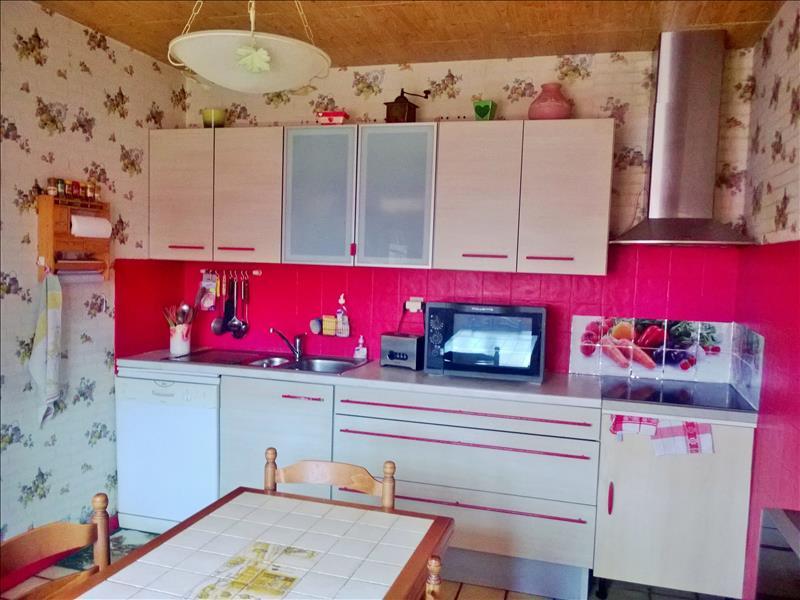 Maison BADEFOLS D ANS - 4 pièces  -   110 m²