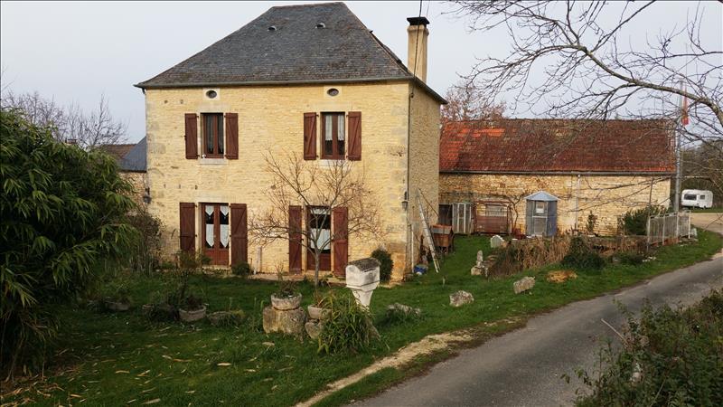 Vente Maison LA CASSAGNE (24120) - 10 pièces 195 m²