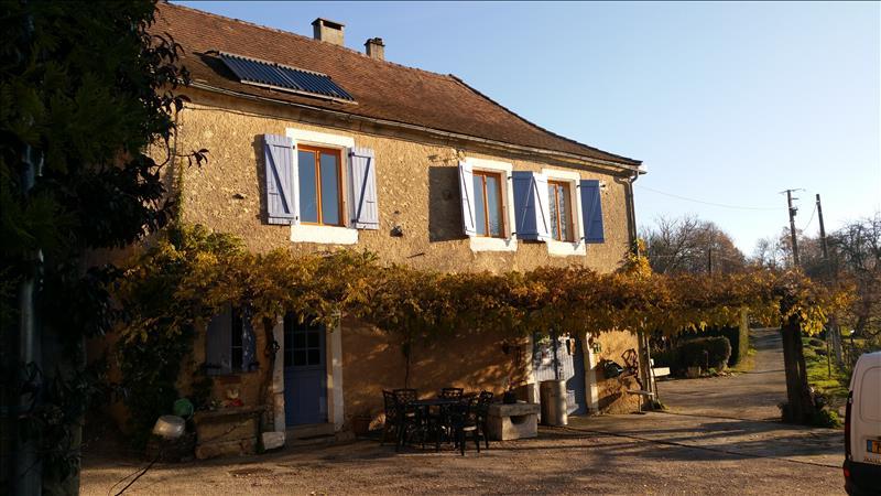 Vente Maison LA BACHELLERIE (24210) - 15 pièces 326 m²