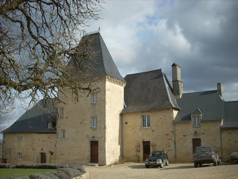 Vente Château CHATRES (24120) - 14 pièces 1230 m²