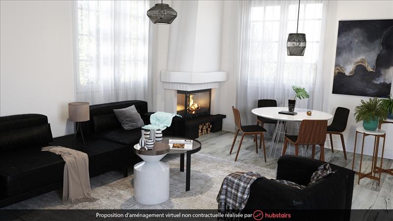 Vente Maison BEAUREGARD DE TERRASSON (24120) - 5 pièces - 110 m² -