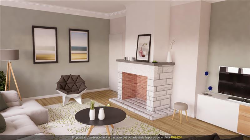 Vente Maison BADEFOLS D ANS (24390) - 6 pièces - 140 m² -