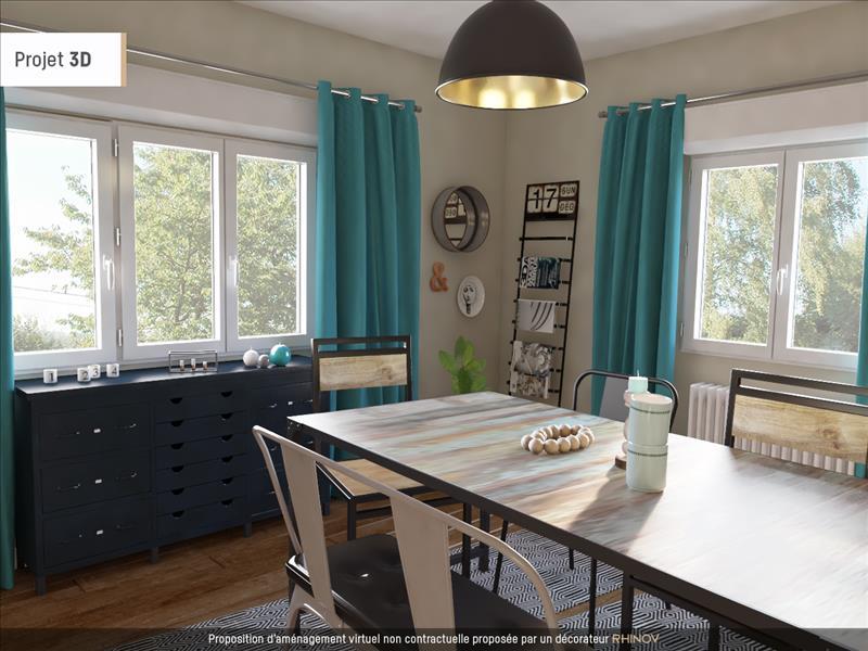 Vente Maison LIMEYRAT (24210) - 3 pièces - 72 m² -