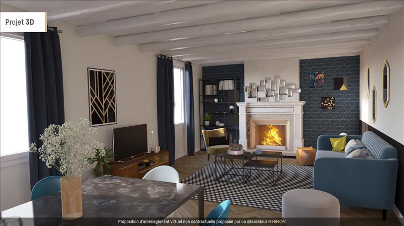 Vente Maison CONDAT SUR VEZERE (24570) - 6 pièces - 147 m² -