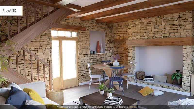 Vente Maison GABILLOU (24210) - 6 pièces - 145 m² -