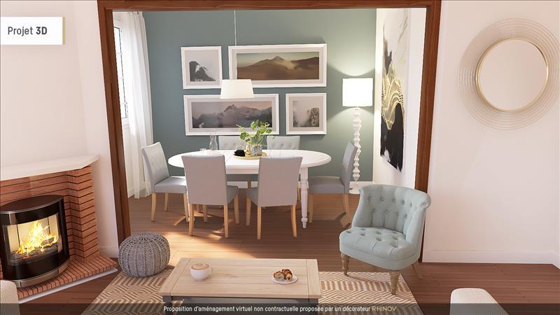 Vente Maison CONDAT SUR VEZERE (24570) - 6 pièces - 139 m² -