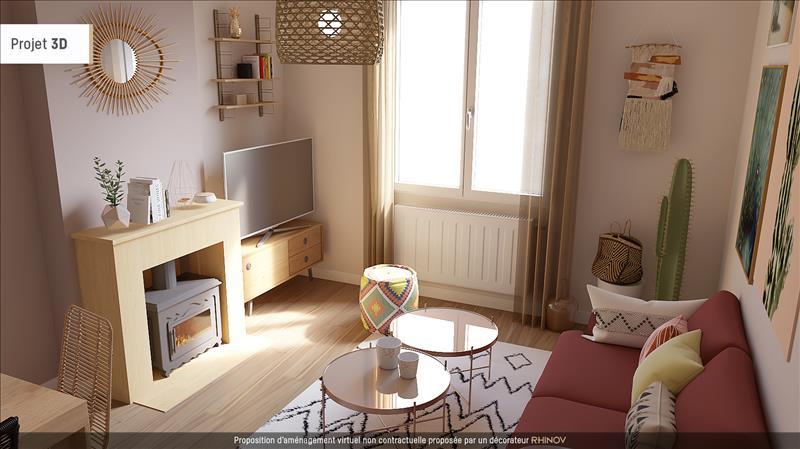 Vente Maison HAUTEFORT (24390) - 3 pièces - 75 m² -