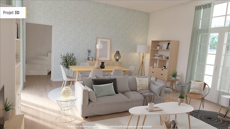 Vente Maison STE ORSE (24210) - 6 pièces - 180 m² -