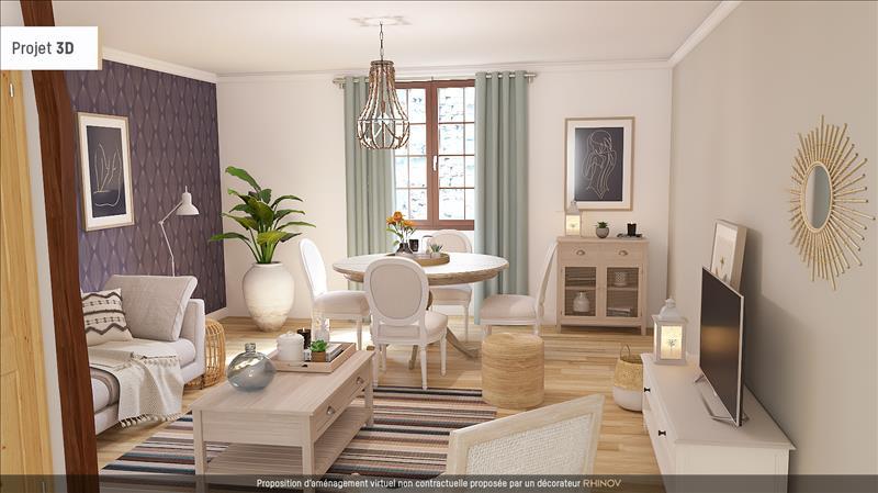 Vente Maison CONDAT SUR VEZERE (24570) - 4 pièces - 68 m² -