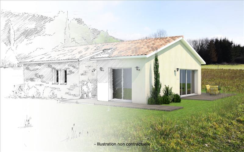 Vente Terrain LE LARDIN ST LAZARE (24570) - 3290 m² -