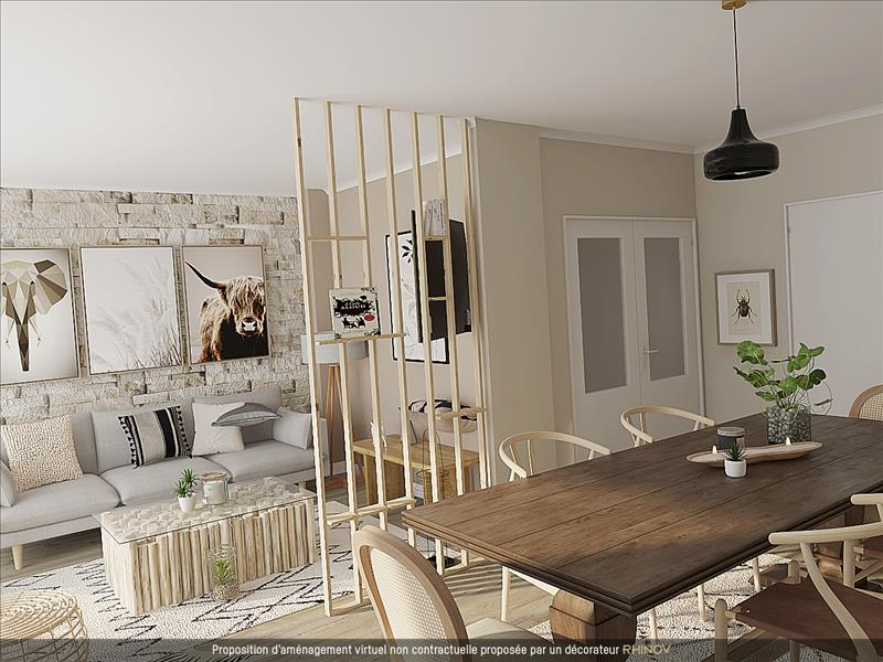 Vente Maison BADEFOLS D ANS (24390) - 6 pièces - 130 m² -