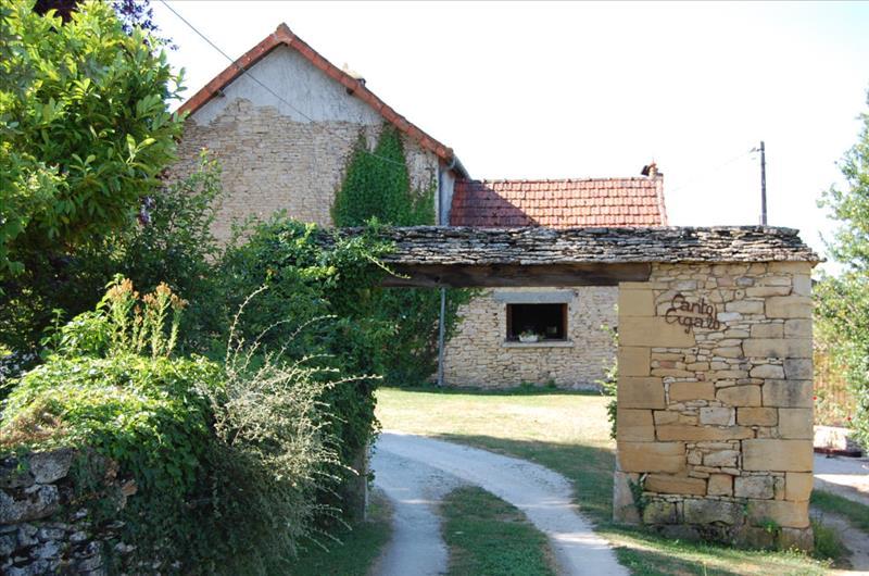 Maison LA CHAPELLE AUBAREIL - (24)