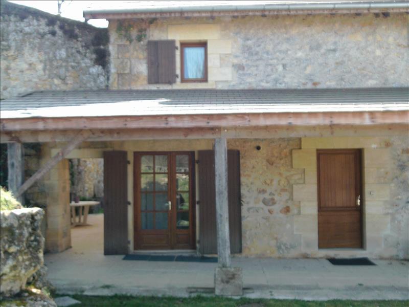 Maison PEYZAC LE MOUSTIER - 9 pièces  -   227 m²