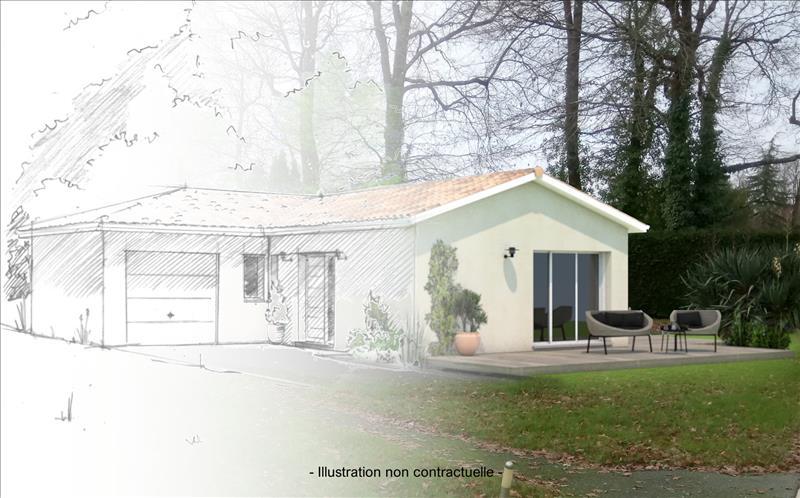Vente Terrain ARSAC (33460) - 410 m² -