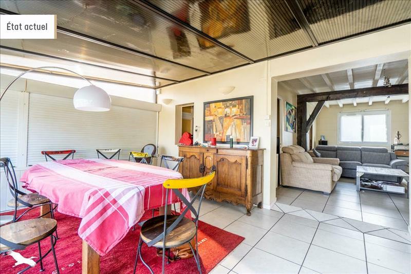 Vente Maison BRUGES (33520) - 8 pièces - 136 m² -